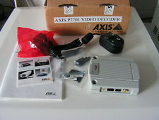 NEW Axis network video decoder P7701