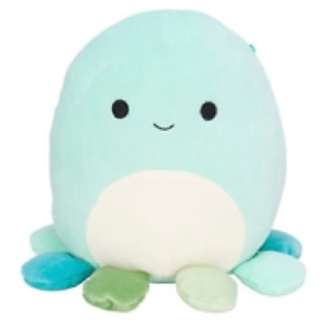 Squishmallows 7.5 Inch Plush - Olga The Octopus