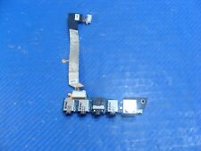 """Clevo Sager P15xEMx 15.6"""" OEM USB Audio Port Board w/ Cables 6-71-P15E8-D02 ER*"""