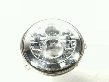 03 Harley Davidson Softail Heritage FLSTC Headlight Lamp Globe Aftermarket LED