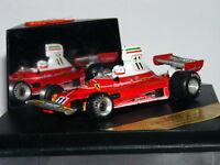 Quartzo 4032 Ferrari 312T Clay Regazzoni 1975 Italian GP 1/43