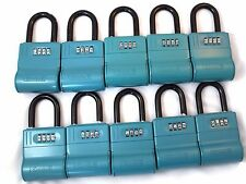10 Shurlok Key Storage Locks-- Lock Box Real Estate, Realtor Lockbox