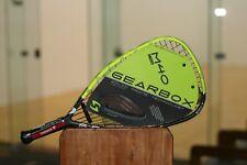 GEARBOX M40 Series 170Q NEON YELLOW Racquetball Racquet