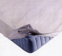 COPRIMATERASSO matrimoniale Irge 2 piazze 170x195 cotone con elastico fasciato