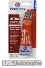 Permatex RTV Silicone Ultra Copper Gasket Maker Sensor Safe 81878