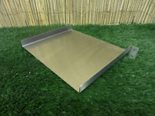 More details for stainless steel spillway waterfall water blade koi pond weir cascade custom size