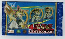 Yu-Gi-Oh! Cards Lenticular Lot 20 Sachets Topps