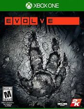 Xbox One Evolve Video Game multiplayer shooter fps alien hunter william cabot