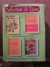 Sélection du livre, Volume I-Hiver 1958, Les meilleurs livres condensés/
