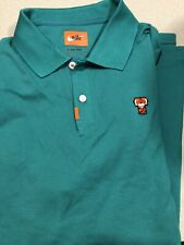 "Nike Tiger Woods ""Frank"" Polo Green Large"