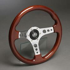 Volante madera volante deportivo madera 330mm buje Suzuki Swift GTI sj410 sj413 Vitara v6