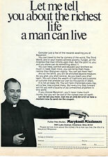 1979 Maryknoll Missioners Father Pete Mullen Print Ad Cleveland Ohio
