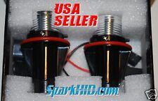 2X Halo HYPER WHITE LED bulb BMW E39 angel eyes E60 E61 535i 528i 530i 545 550i