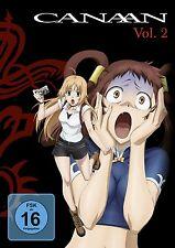 Canaan vol.2 ( Anime auf Deutsch ) von Masahiro Andô ( Sword of the Stranger)