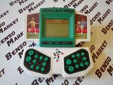 CALCIO FOOTBAL WORLD CUP - ITALIA '90 - GAME & WATCH CONSOLE HANDHELD LCD SCREEN