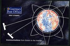 Guernsey 1997 Methods Of Communication MNH Presentation Pack #C43739
