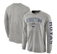 Georgetown Hoyas Fanatics Long Sleeve T-Shirt - Gray