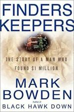 Finders Keepers: The Story of a Man Who Found $1 Million-ExLibrary