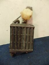GAS GAS 92-93 JT 250 GT 25 CONTACT TRIALS BIKE RADIATOR ASSEMBLY W/ FT GUARD