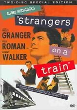 Strangers on a Train 0085393197520 DVD Region 1