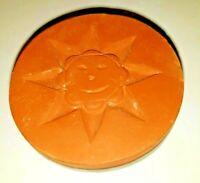 Vintage Rycraft Cookie Craft Butter Stamp Brown Sugar softener Sun
