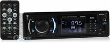 BOSS Audio 616UAB Single 1 DIN Car Power Stereo Bluetooth USB/AM/FM Radio Player
