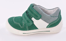 Superfit Boys 00047-31 Green Suede Trainers UK 5 EU 21 RRP £42.00