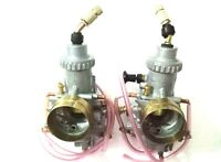 Carburetor Assembly Set Left Right Complete Carbs Yamaha RD 350 Motorcycle