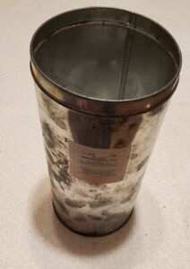 VIntage Sigma Chemical Company Trichloroacetic Acid  (TCA) Tin Container - Empty