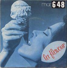 """LA FLAVOUR - Mandolay - VINYL 7"""" 45 LP ITALY 1980 VG+ COVER VG- CONDITION"""
