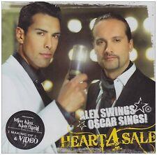 Alex Swings Oscar Sings!  Heart 4 Sale | Enhanced CD