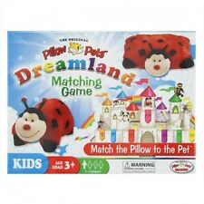 The Original Pillow Pets Dreamland Matching Game- BOARD GAMES- EDUCATIONAL TOY