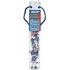 American Revolutionary War Continental Army Toob Mini Figures Safari Ltd NEW Toy