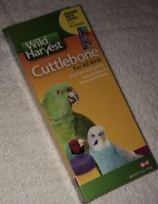 Wild Harvest 8-in-1 Cuttlebone Great Source Of Calcium for All Birds Cuttle Bone