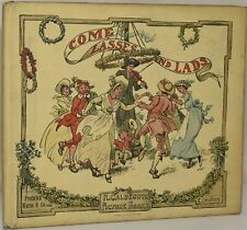 R. Caldecott / COME LASSES AND LADS #281495