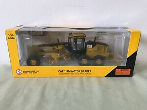 Norscot Cat 14m Motor Grader 1:50 scale model 55189