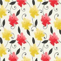 Nuevo Deluxe Direct Wallpapers Majestic Flor Floral Pista Rollo de Papel Pintado