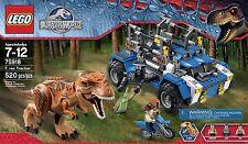 LEGO 75918 - Jurassic World - T. Rex Tracker - Building Kit - NEW !!