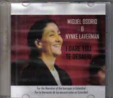 Nynke Laverman&Miguel Osorio-I Dare You Te Desafio Promo cd single
