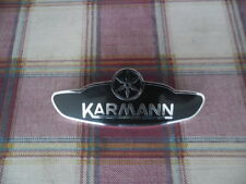 NEU VW Käfer Cabrio Karmann Emblem Seitenteil rechts 151853901 oirignal