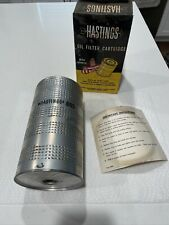 Nos Hastings 605 Oil Filter 1955 59 Case 500 900 Massey Harris 55 55g 55k 555