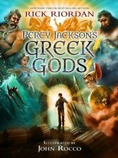 Percy Jackson's Greek Gods by Riordan, Rick in Used - Very Good