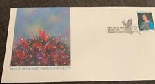 1990 Birthday Of Hm Queen Elizabeth Ii Apo Fdc Elizabeth Sa Postmark