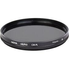 Hoya ALPHA 72mm Circular Polarizer CPL Digital Lens Filter US Dealer C-ALP72CRPL
