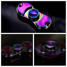 Titanium Alloy Fidget Spinner Blade Pocket Hand Toy Finger Gyro EDC Desktoy