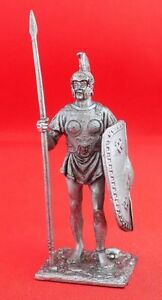Collection 54mm Tin Miniature sculpture Figure Toy soldier Italicus 3rd century