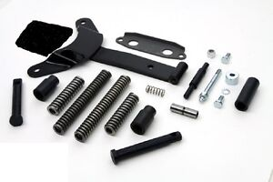 Sportster 57-72 OE style Solo seat mount kit, includes all hard ware, new