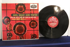 Harry Mortimer, Men, Brass & Voices, London LL 3052,Massed Brass Bands Of Fodens