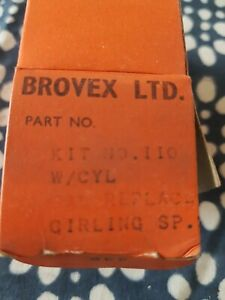 Brovex 11013 same as Girling Sp2130. Used on some Commer vehicles. NOS