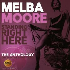 Melba Moore - Standing Right Here - The Anthology: The Buddah & Epic Years